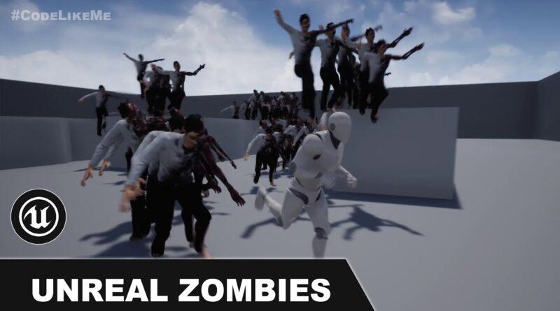 Unreal Zombie Horde Tutorial