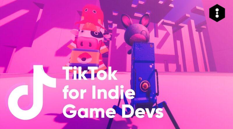 Is TikTok the next big platform for indie game devs?