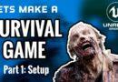 Make A Multiplayer Survival Game in UE4 Tutorial   #1 Setup