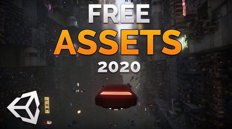 AMAZING FREE Unity Assets YOU NEED! - Unity 2020