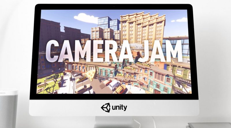 Roman jams with Camera Stacking in Unity (Tutorial)