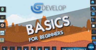 Basics for beginners | GDevelop 5
