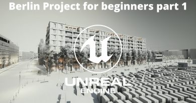 How to create Exterior Projects In Unreal Engine for beginners Part 1