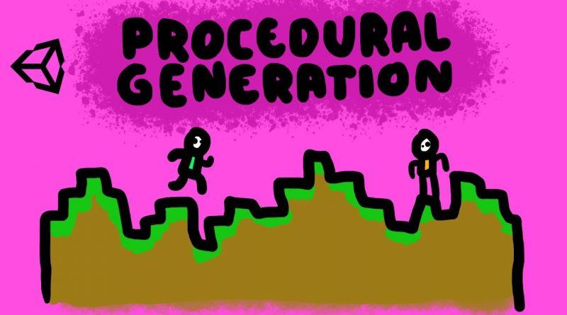 2D PROCEDURAL GENERATION TUTORIAL UNITY - PERLIN NOISE