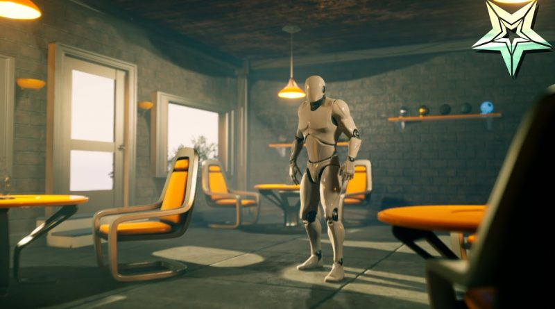 UE4 Level Design Tutorial - How to Make Your First Level In Unreal Engine 4
