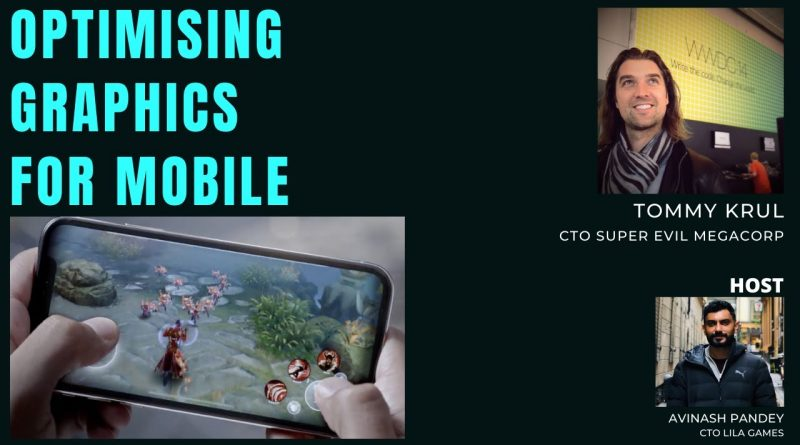 Optimizing Graphics for Low-end Mobile Devices   Tommy Krul