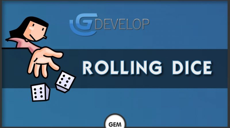 Rolling dice | GDevelop 5