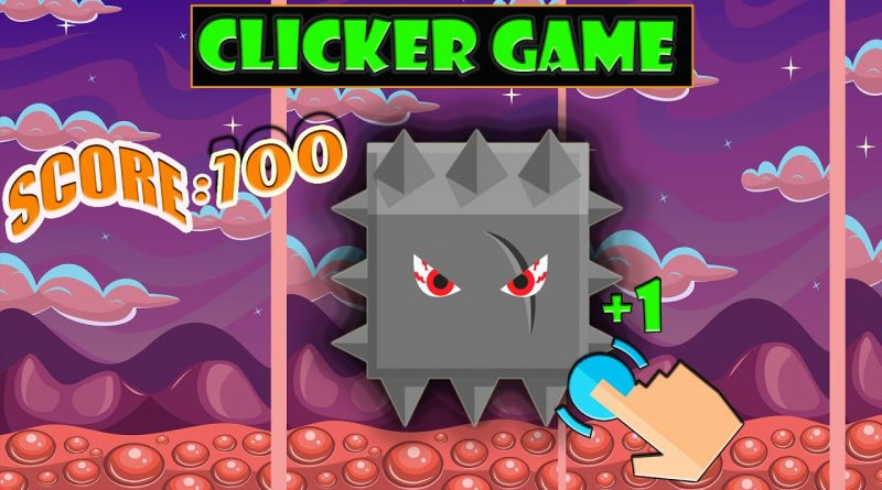 GDevelop Clicker Game