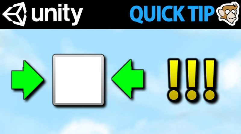 Unity Tip: Easy Visuals with White Pixel! #shorts #unity #gamedev