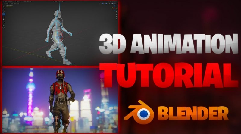 FULL BEGINNERS STEP BY STEP FORTNITE 3D ANIMATION TUTORIAL!