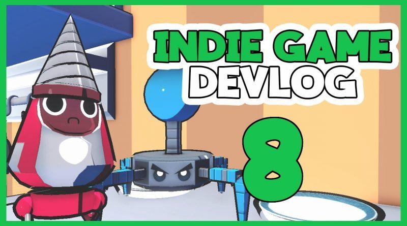 Awesome New Enemies! - Indie Game Devlog 8