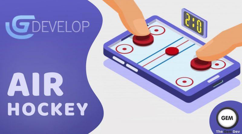 Air Hockey | GDevelop 5