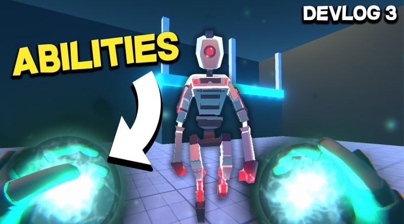 FPS Player Abilities - Unity Devlog Episode 3