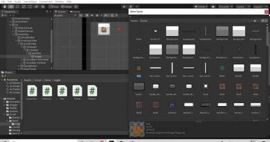 50_Platform2D (EXTRA) Unity C# InventoryUI1 Tutorial Ita