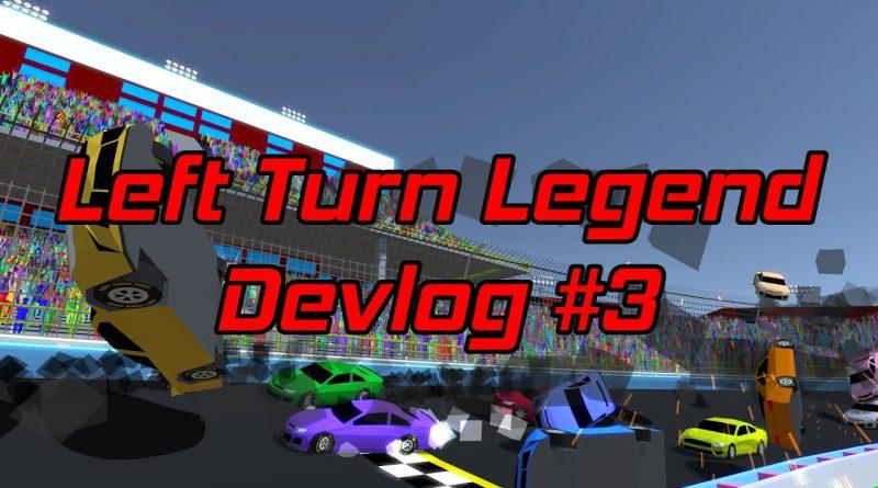 Left Turn Legend - Devlog #3 - Three's a Crowd!