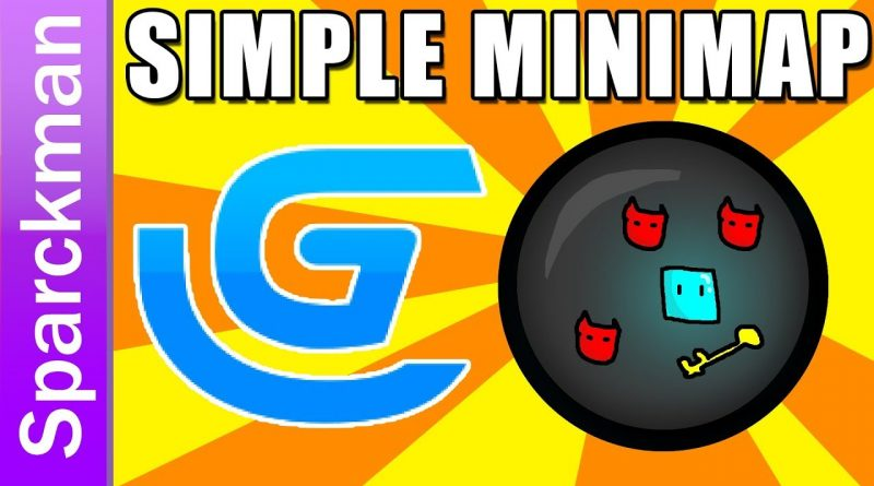 HOW TO MAKE A SIMPLE MINIMAP IN GDEVELOP - (game development)