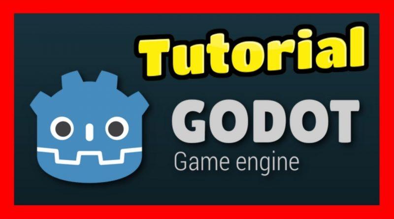Godot Engine Tutorial Deutsch