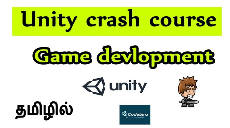 Unity full course in tamil Unity software   unity tutorial  unity game development tutorial Codebinx