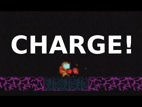 GDevelop 5 | Tundmatu - Charge Shot
