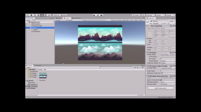 How To Create a Simple Shader Blur With Unity3D
