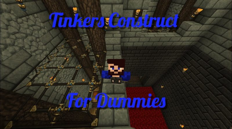 Tinkers Construct for Dummies (The Basics)