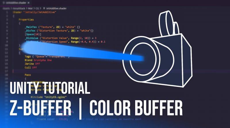 Z-Buffer & Color Buffer | Unity Shader Tutorial