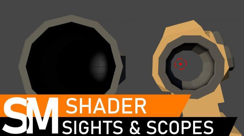 Sights & Scopes Shader | Unity Asset Store