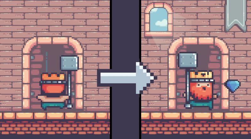 How to switch scene using door (portal) in Godot 3? Tutorial