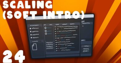 Game Programming: Scaling   Godot Basics Tutorial   Ep 24