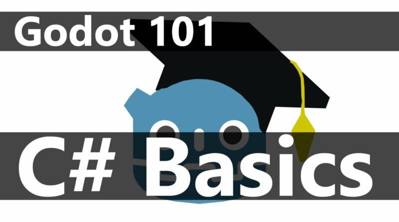 Godot 101: C# Development Basics