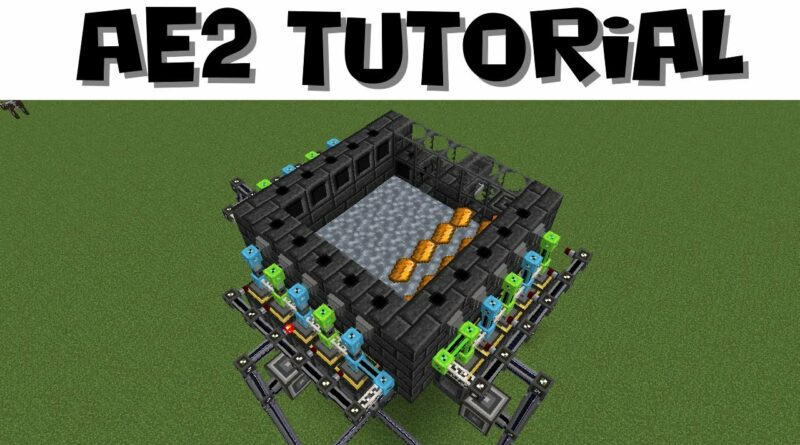 AE2 Controlled Smeltery from Tinkers Construct - Applied Energistics 2 Tutorial