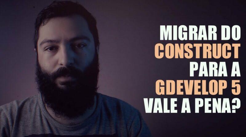 Migrar do Consctruct para GDevelop 5? Vale a pena?