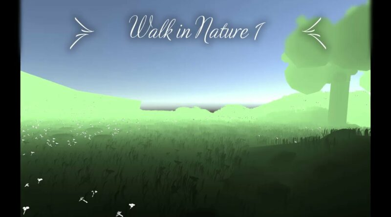 Garden Walk - Prototyping in Unity3D with Shaders