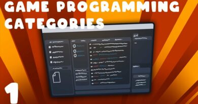 Game Programming: Categories   Godot Basics Tutorial   Ep 01