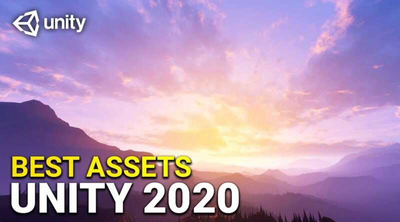 My favorite Assets for Unity 2020!