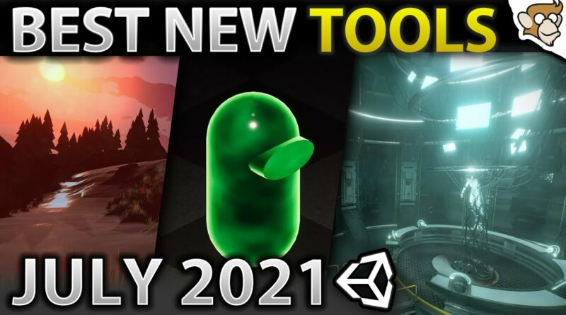 TOP 10 NEW Systems and Tools JULY 2021!   Unity Asset Store