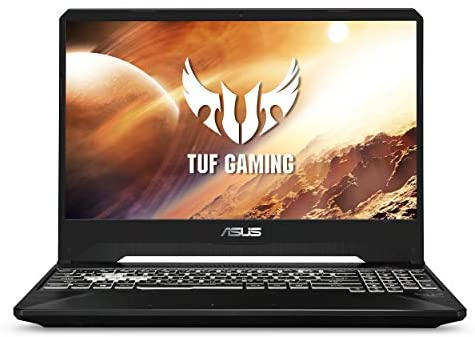 "ASUS TUF Gaming Laptop, 15.6"" 120Hz FHD IPS-Type, AMD Ryzen 5-3550H, GeForce RTX 2060, 16GB DDR4, 512GB PCIe SSD, Gigabit Wi-Fi 5, Windows 10 Home, FX505DV-EH54"