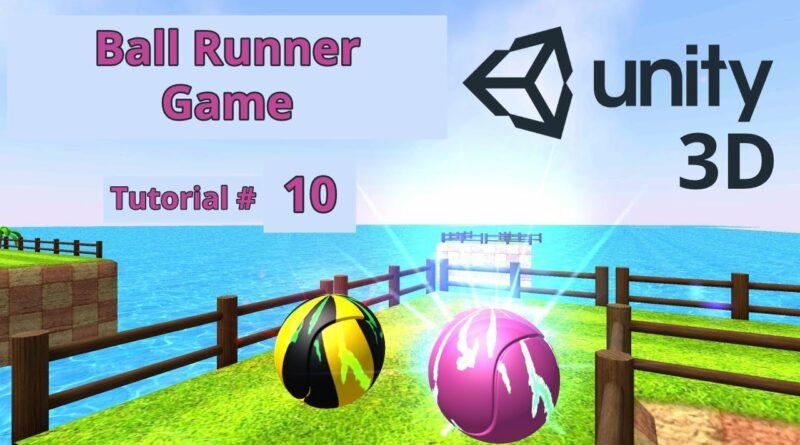Unity Display Score on Screen using Unity TextMesh Pro Tutorial - Unity Game Development Full Course